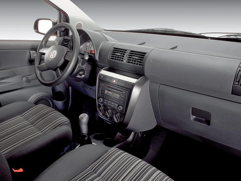 Foto Interiores Volkswagen Fox Dos Volumenes 2007