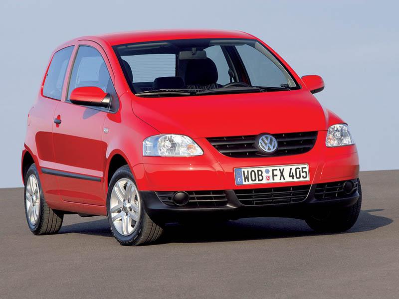 Foto Delantero Volkswagen Fox Dos Volumenes 2007