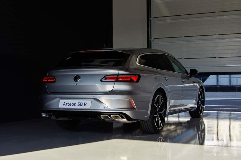 Foto Arteon Shooting Brake Volkswagen Gama R 2021