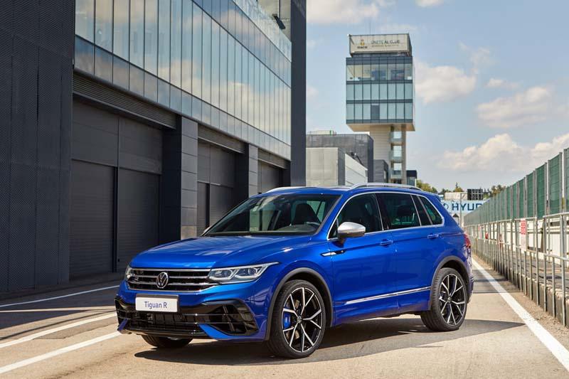 Foto Tiguan R Volkswagen Gama R 2021