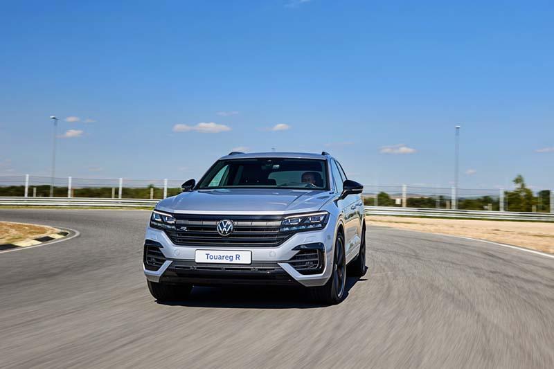 Foto Touareg R Volkswagen Gama R 2021