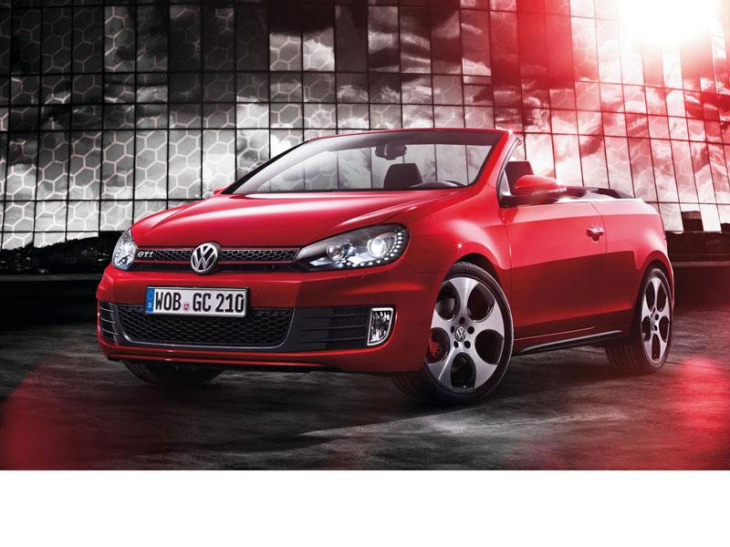 Foto Exteriores Volkswagen Golf Descapotable 2012