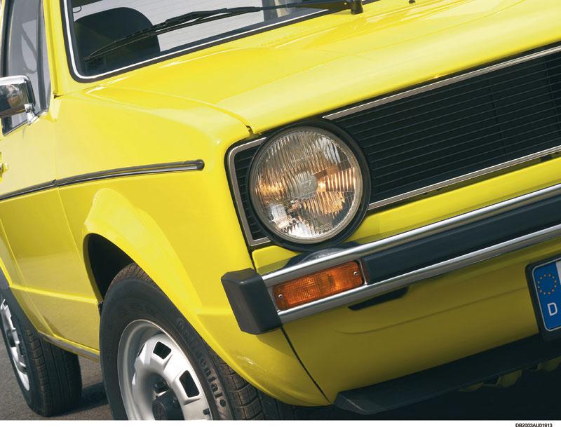 Foto Detalles Volkswagen Golf Dos Volumenes 1974