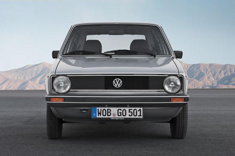 Foto Exteriores Volkswagen Golf Dos Volumenes 1974