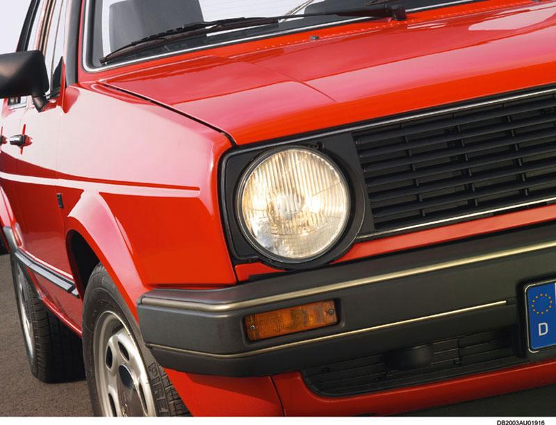Foto Detalles Volkswagen Golf Dos Volumenes 1983