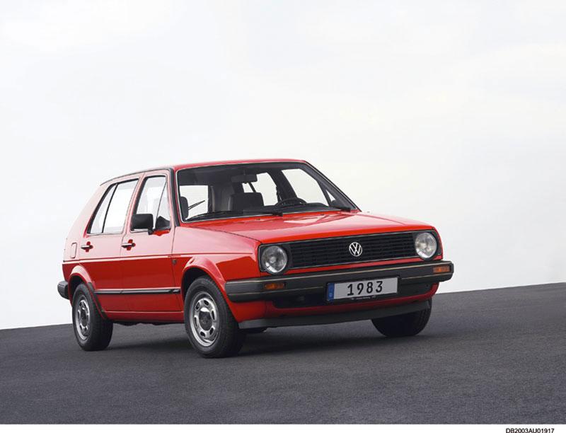 Volkswagen Golf II generación