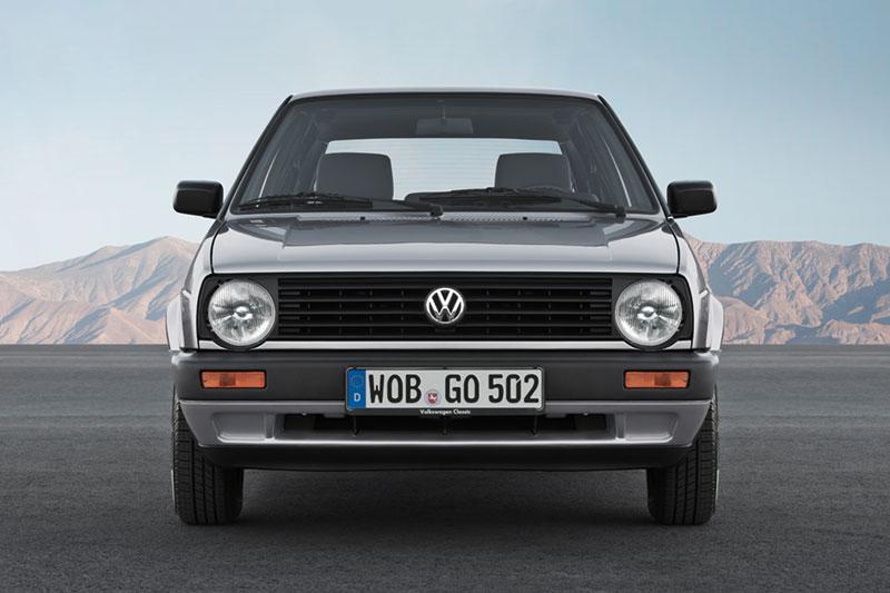 Foto Exteriores Volkswagen Golf Dos Volumenes 1983