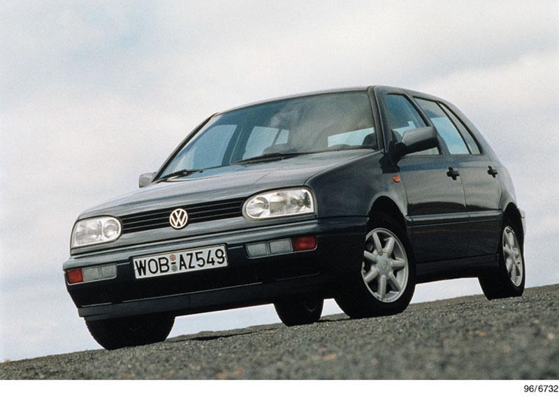 Foto Exteriores Volkswagen Golf Dos Volumenes 1991