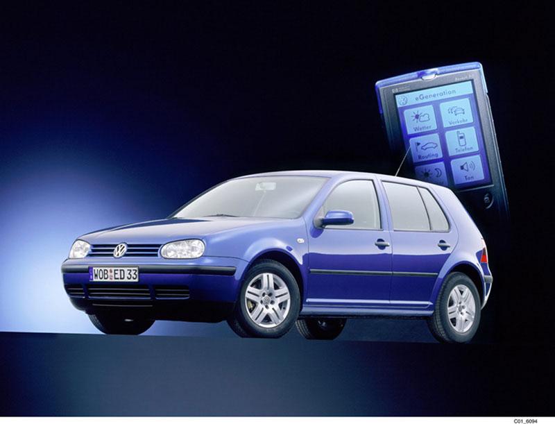 Foto Exteriores Volkswagen Golf Dos Volumenes 1997