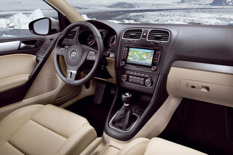 Foto Salpicadero Volkswagen Golf Dos Volumenes 2009