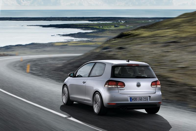 Foto Exteriores Volkswagen Golf Dos Volumenes 2010
