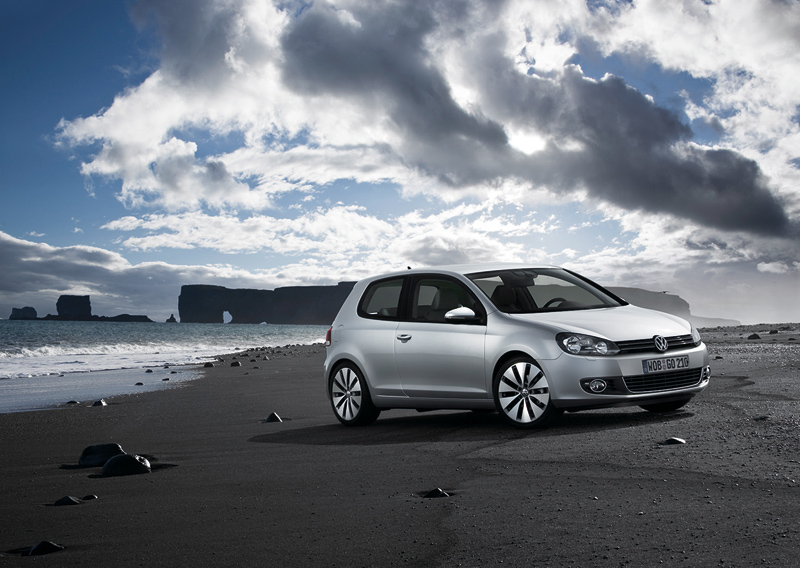 Volkswagen Golf VI generación