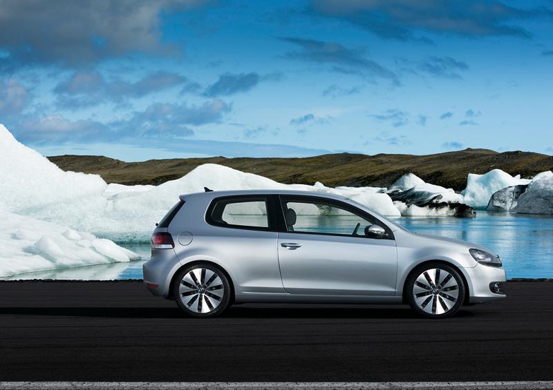 Foto Perfil Volkswagen Golf Dos Volumenes 2010