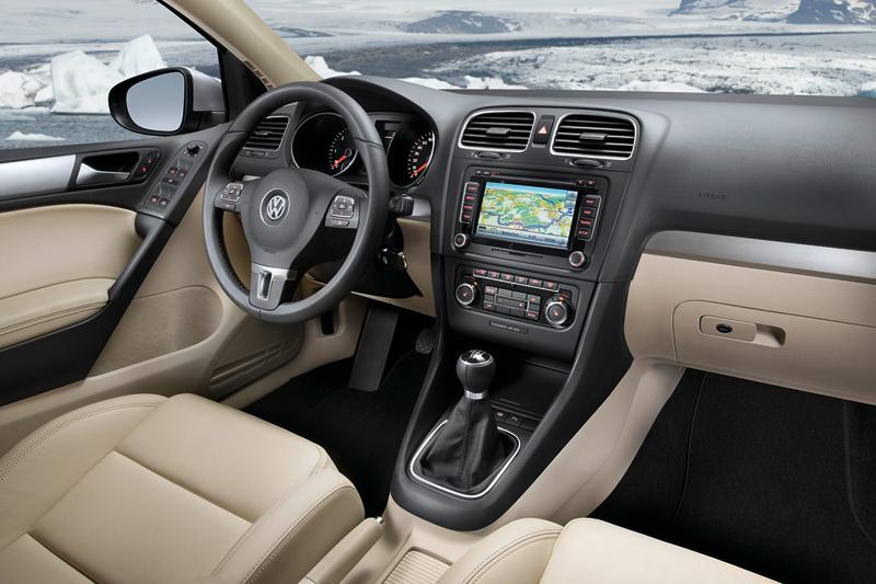 Foto Salpicadero Volkswagen Golf Dos Volumenes 2010