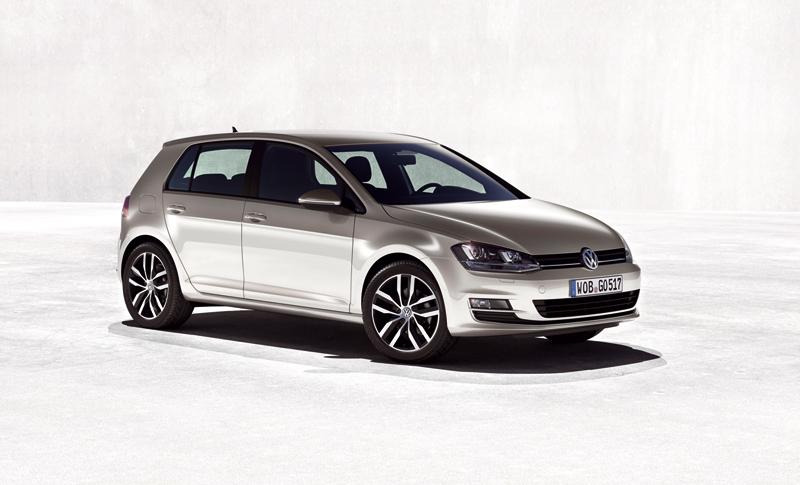 Foto Exteriores Volkswagen Golf Dos Volumenes 2012