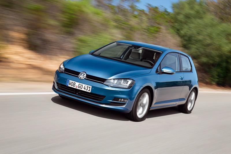 Nuevo Volkswagen Golf 2012