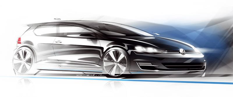 Foto Tecnicas Volkswagen Golf Dos Volumenes 2012