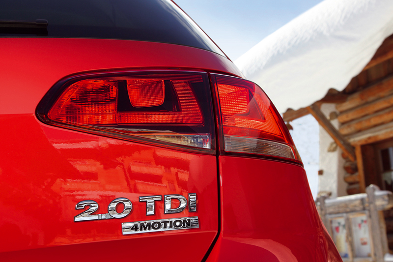 Foto Detalles Volkswagen Golf Suv Todocamino 2013