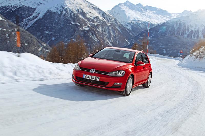 Foto Exteriores Volkswagen Golf Suv Todocamino 2013