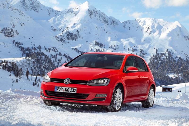 Foto Perfil Volkswagen Golf Suv Todocamino 2013
