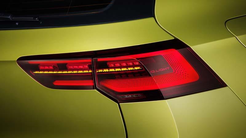 Foto Detalles Volkswagen Golf 8 Dos Volumenes 2020