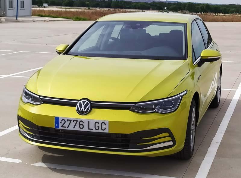 Foto Exteriores Volkswagen Golf 8 Dos Volumenes 2020
