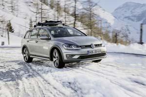 Foto Exteriores (13) Volkswagen Golf-alltrack Suv Todocamino 2017
