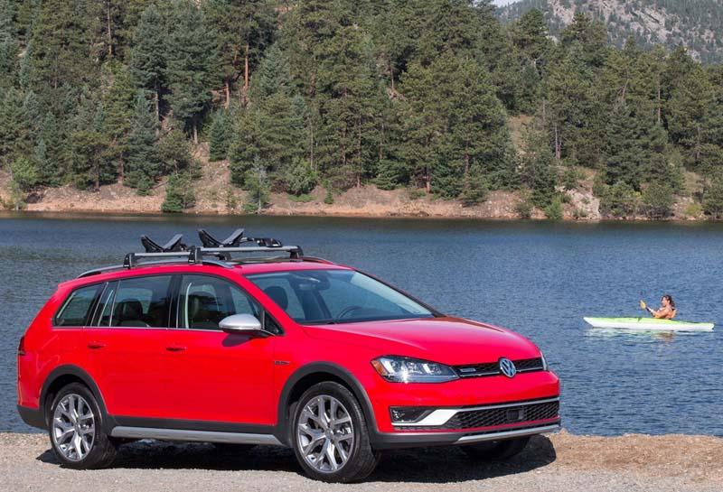 Foto Exteriores Volkswagen Golf Alltrack Suv Todocamino 2017