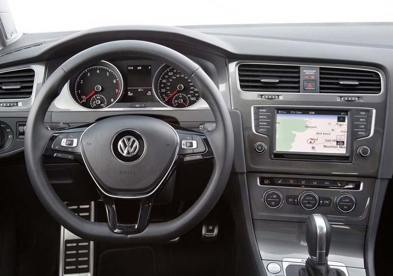 Foto Interiores Volkswagen Golf Alltrack Suv Todocamino 2017