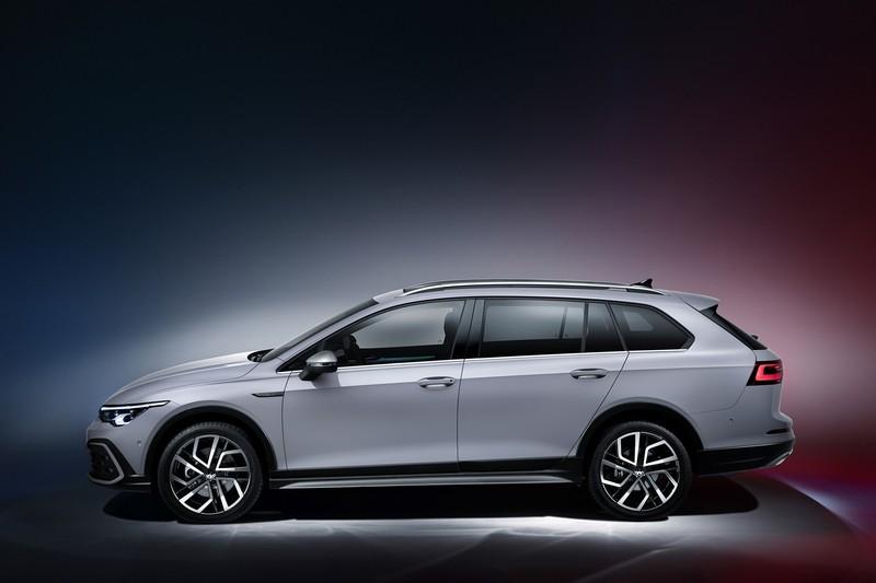 Foto Exteriores Volkswagen Golf Alltrack Suv Todocamino 2020