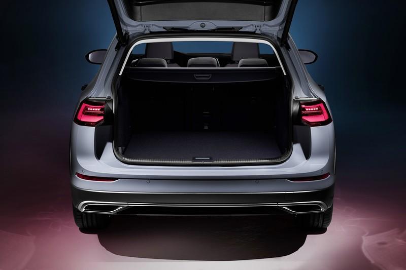 Foto Interiores Volkswagen Golf Alltrack Suv Todocamino 2020