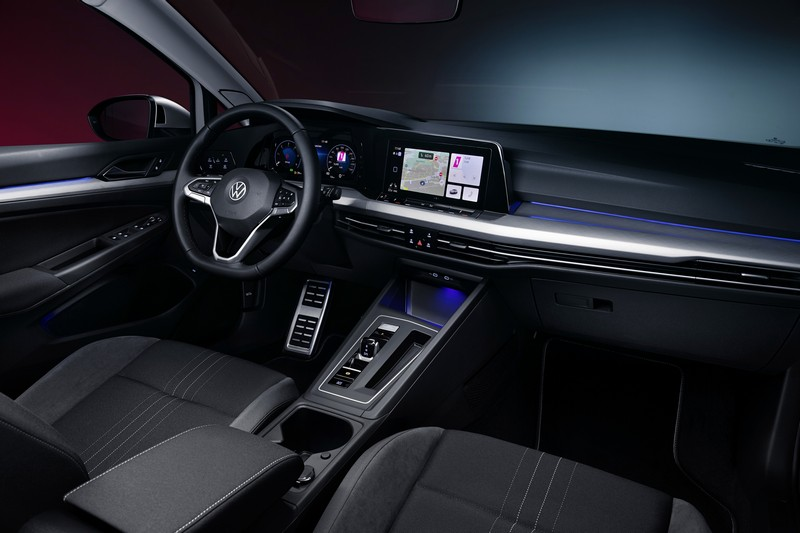 Foto Salpicadero Volkswagen Golf Alltrack Suv Todocamino 2020