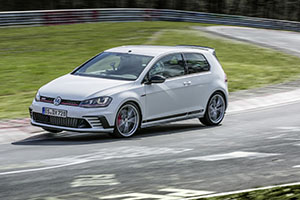 Volkswagen Golf-clubsport-s 2016