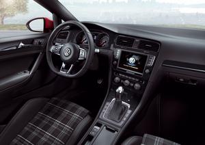 Foto Salpicadero Volkswagen Golf-gtd Dos Volumenes 2013
