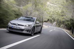 Foto Exteriores (1) Volkswagen Golf-gtd Dos Volumenes 2017