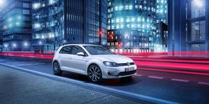 Foto Exteriores (4) Volkswagen Golf-gte Dos Volumenes 2014
