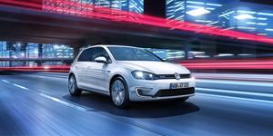 Foto Perfil Volkswagen Golf-gte Dos Volumenes 2014