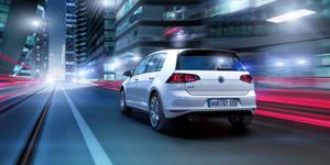 Foto Trasera Volkswagen Golf-gte Dos Volumenes 2014