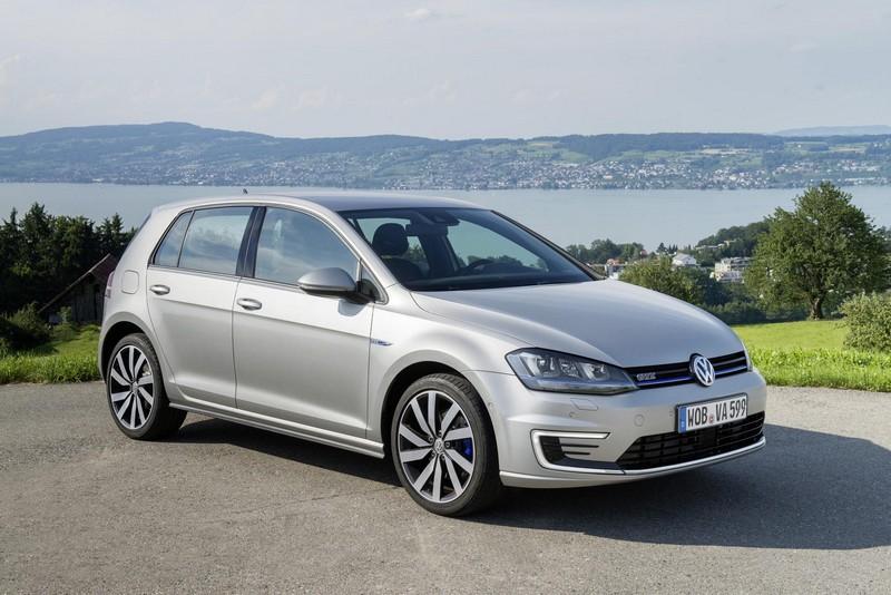 Foto Exteriores Volkswagen Golf Gte Prueba Dos Volumenes 2016