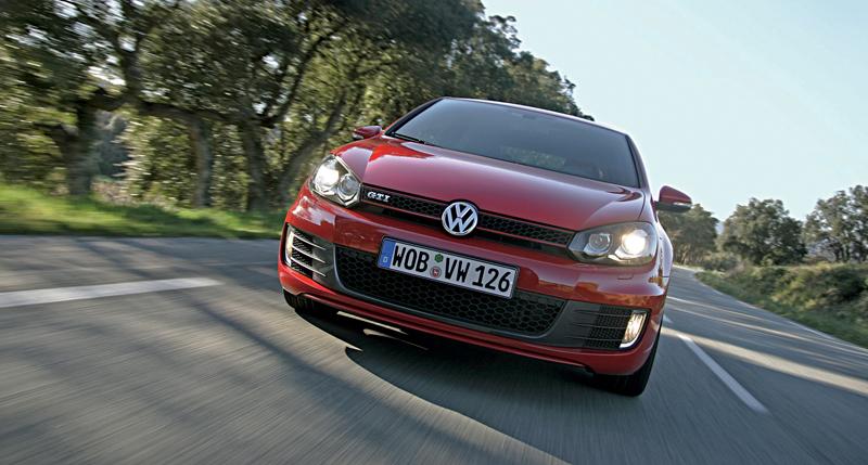 Foto Exteriores Volkswagen Golf Gti Dos Volumenes 2009