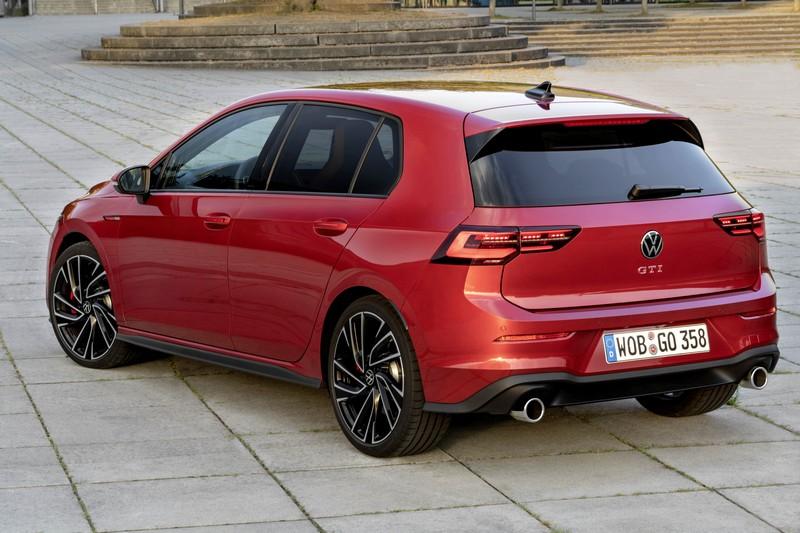 Foto Exteriores Volkswagen Golf Gti Dos Volumenes 2020