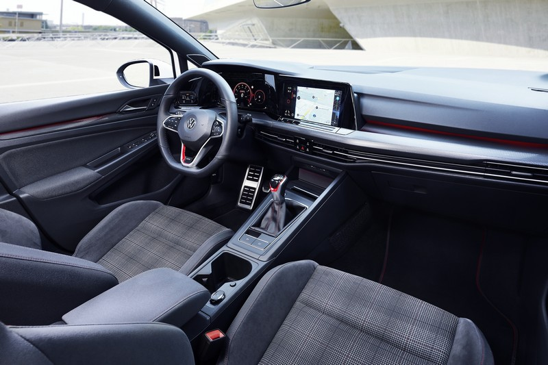 Foto Interiores Volkswagen Golf Gti Dos Volumenes 2020