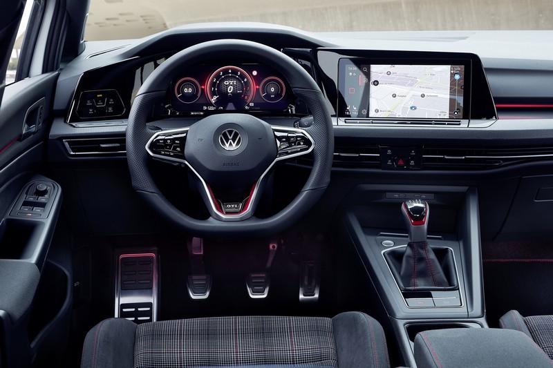 Foto Salpicadero Volkswagen Golf Gti Dos Volumenes 2020