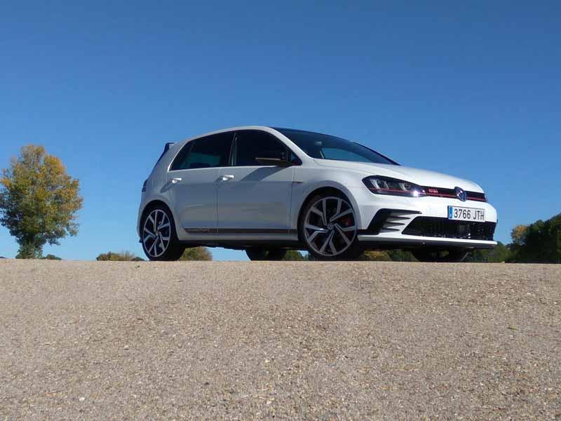 Prueba Volkswagen Golf GTI Clubsport DSG