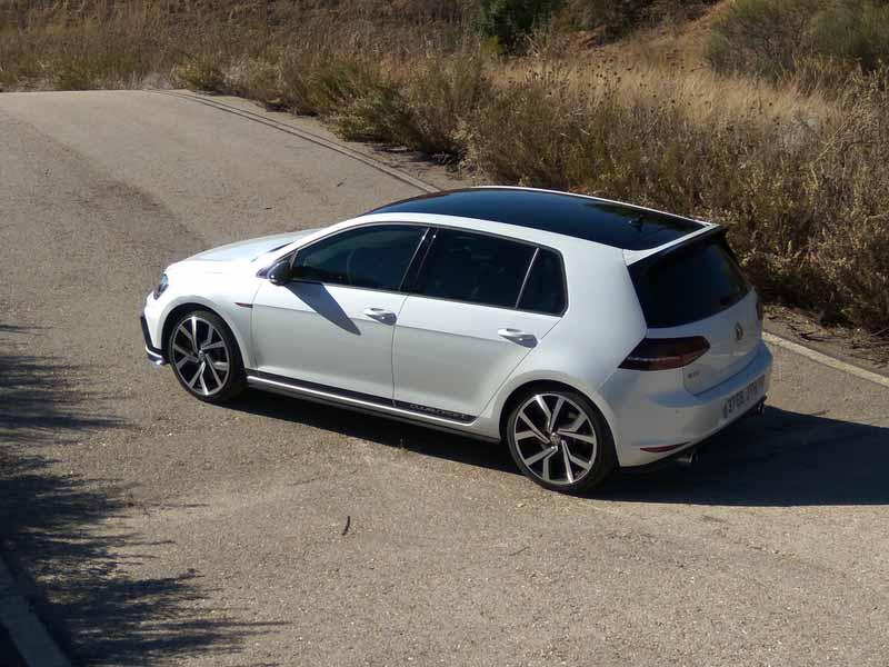 Foto Exteriores Volkswagen Golf Gti Clubsport Dos Volumenes 2016