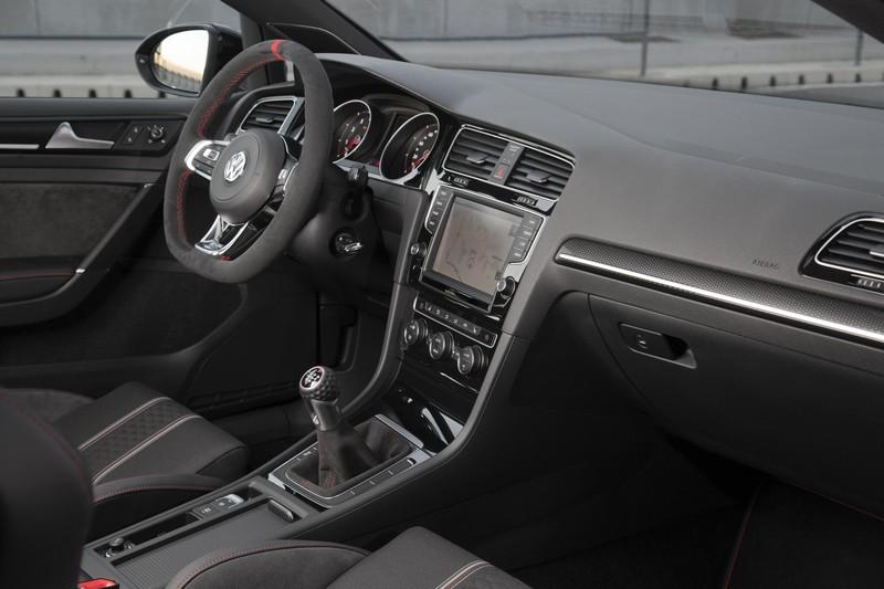 Foto Interiores Volkswagen Golf Gti Clubsport Dos Volumenes 2016
