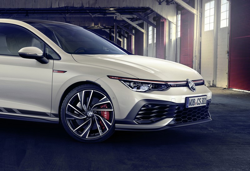 Foto Detalles Volkswagen Golf Gti Clubsport Dos Volumenes 2020