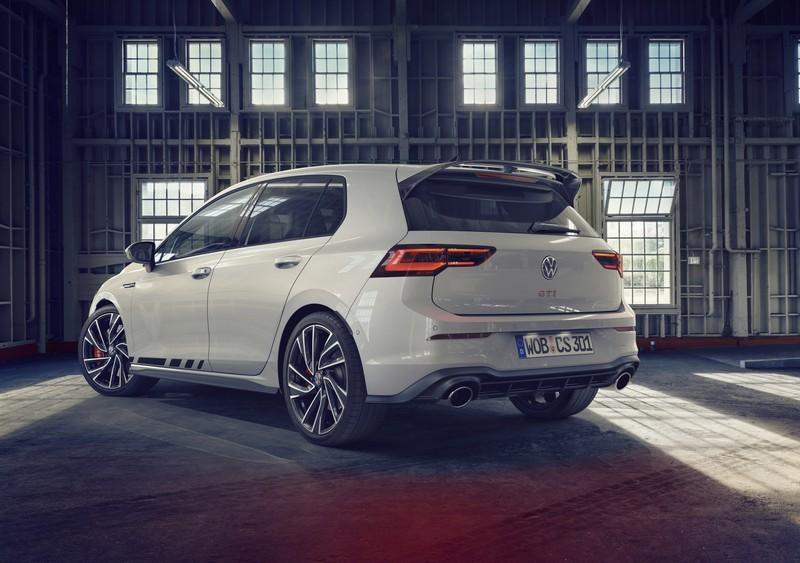 Foto Exteriores Volkswagen Golf Gti Clubsport Dos Volumenes 2020
