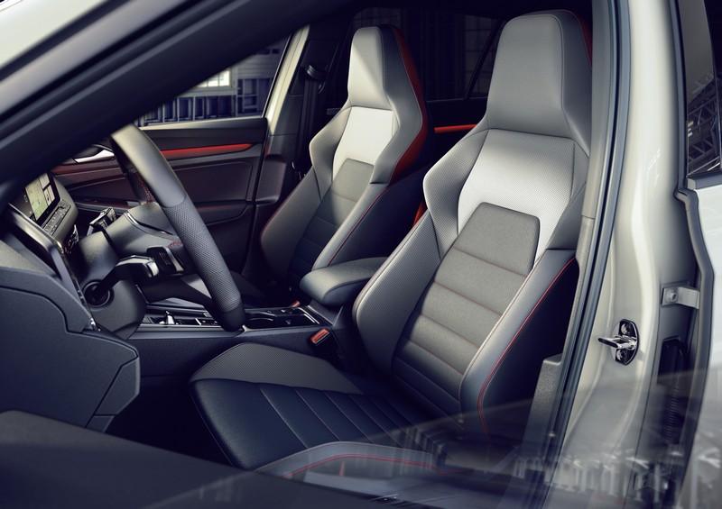 Foto Interiores Volkswagen Golf Gti Clubsport Dos Volumenes 2020