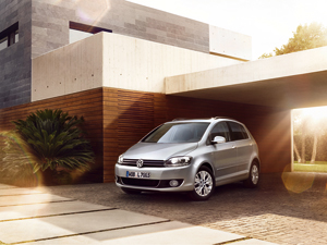 Foto volkswagen golf-plus-life 2012